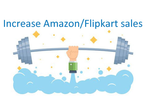 How to increase amazon flipakart sales